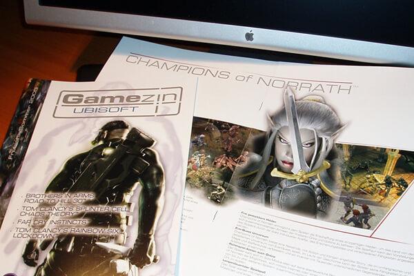 Referenz Ubisoft Magazin von DESIGN B3