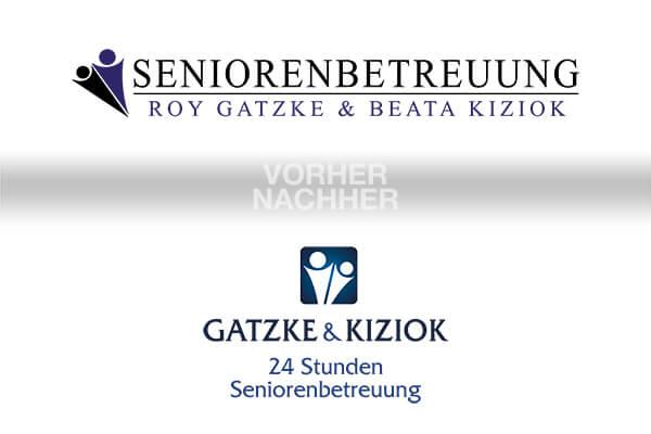 Redesign und Unternehmens-Entwicklung für 24 Stunden Seniorenbetreuung