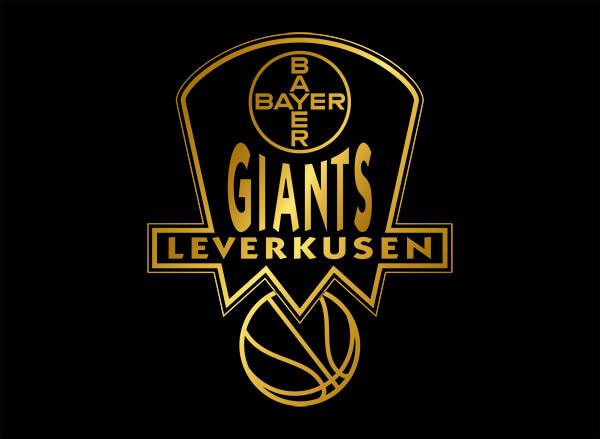 Bayer Giant Leverkusen Logo von DESIGN B3
