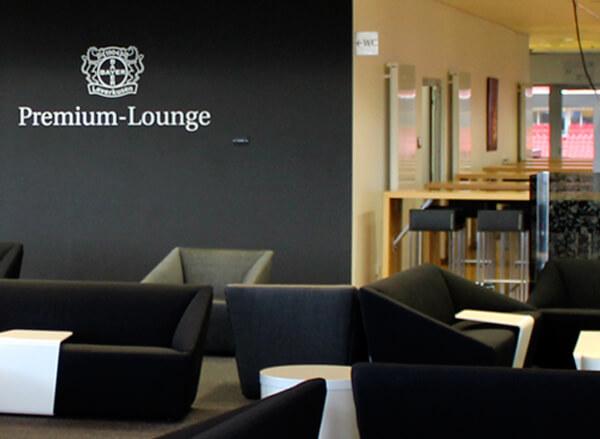 BayArena Lounge für BVMW Fachkongress Personal