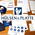 Corporate Design Hülsen&Platte