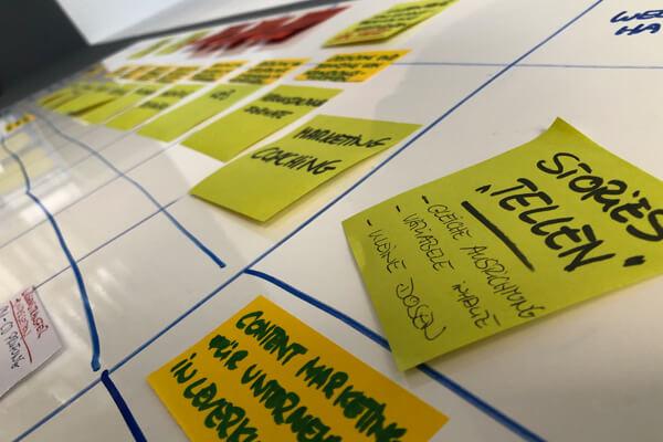 Content Marketing Strategien von Design B3 Werbeagentur Leverkusen