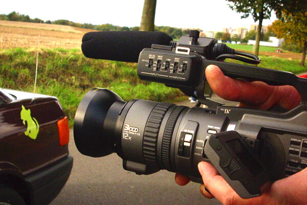 Film und Video Service bei Design B3 Werbeagentur Leverkusen