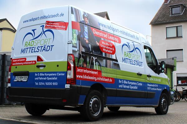 Gestaltung von Printmedien und Drucksachen in Leverkusen