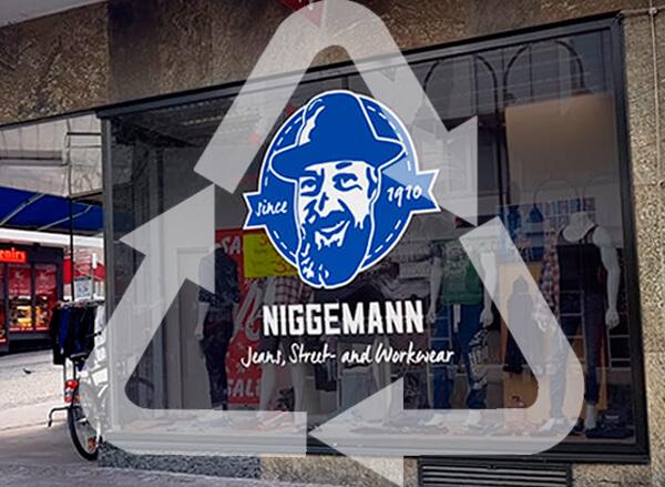 Redesign und Unternehmens-Entwicklung für Niggemann Mode