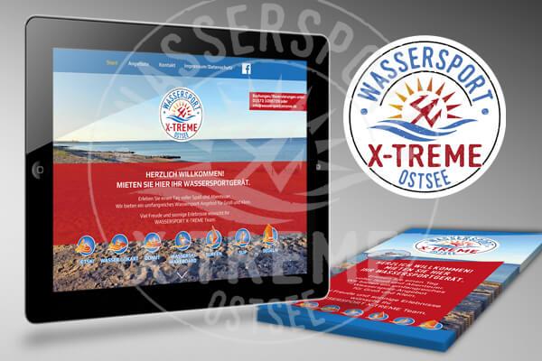 Wassersport X-treme – Gestaltung für Gründer und Start-ups in Leverkusen